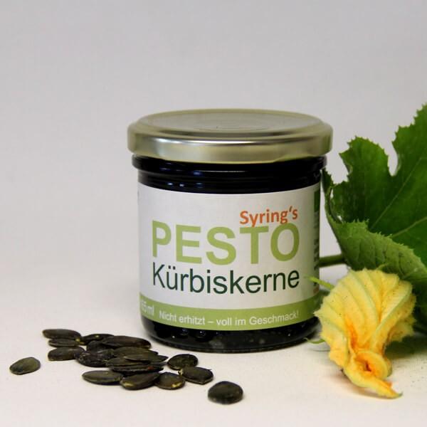 Kürbiskern Bärlauch Pesto