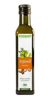 Argan-Öl geröstet, bio