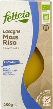 Mais-Reis Lasagne, bio