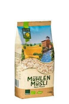 Mühlen Müsli, bio