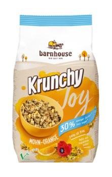 Krunchy Joy Mohn-Orange