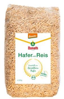 Demeter Hafer wie Reis