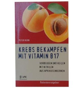 Buch Krebs bekämpfen mit Vit. B17