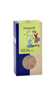 Alfalfa Keimsaat