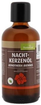 Nachtkerzenöl - Oenothera biennis, kaltgepresst mit Vitamin E