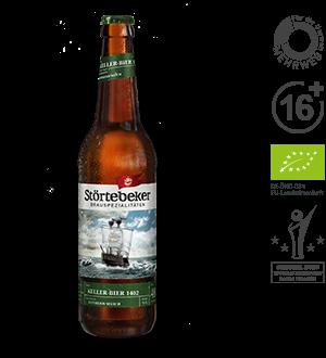 Störtebier Keller-Bier 1402