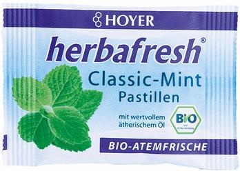 Classic Mint Pastillen