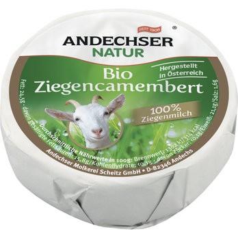 Bio-Ziegencamembert 55%