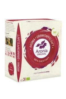 Aronia + Granatapfel Saftpack, bio