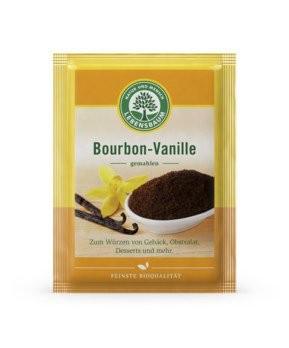 Bourbon-Vanille-Pulver