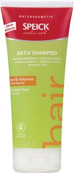Shampoo Glanz & Volumen, bio