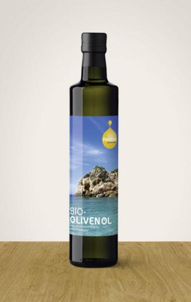 Olivenöl nativ extra, bio