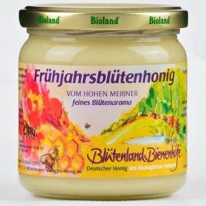 Frühjahrsblütenhonig, Deutscher Bioland-Honig
