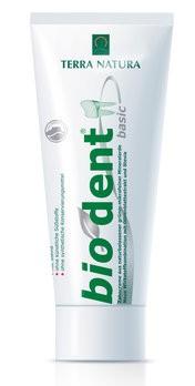 Biodent BasicS Basische Zahncreme