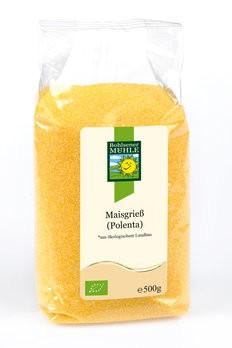 Maisgrieß (Polenta)
