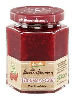 Himbeere-Chili Fruchtaufstrich