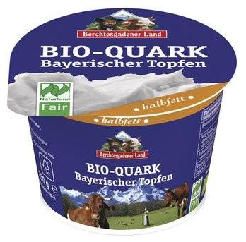 Berchtesgadener Land Bio-Speisequark - Halbfettstufe 20,0% Fett