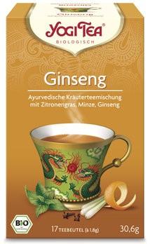Ginseng Yogi Tea 17Fb