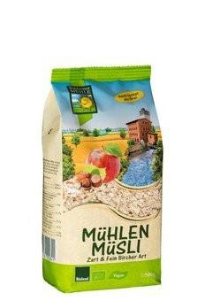 Mühlen Müsli Zart & Fein, bio