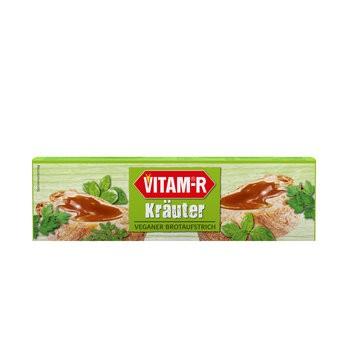 Kräuter VITAM-R Hefeextrakt