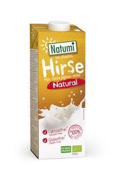Hirse Drink Natural