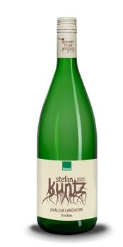 Weißer Landwein Weingut Kuntz, bio
