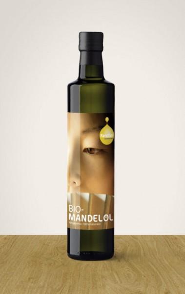 Mandelöl kaltgepresst, bio