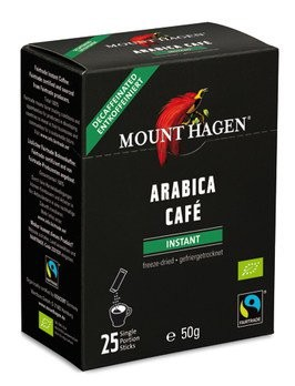 FairTrade Kaffe Instant Stick, bio