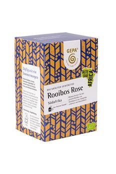 Rooibos Rose Tee, bio