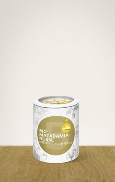 Macadamianüsse, bio