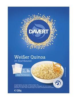 Weißer Quinoa im Kochbeutel 250g