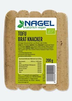 Tofu Brat Knacker (5 Stk) 200g