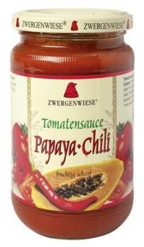 Papaya-Chili Tomatensauce, bio