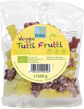 Tutti Frutti ohne Gelatine, bio