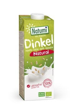 Dinkel Drink Natural, Natumi