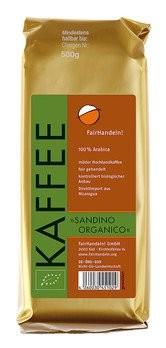 Kaffee Sandino organic