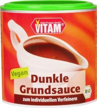 Dunkle Grundsauce