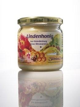 Lindenhonig, Deutscher Bioland-Honig