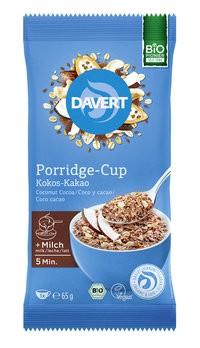 Porridge-Cup Kokos-Kakao 65g