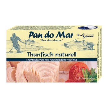 Thunfisch naturell
