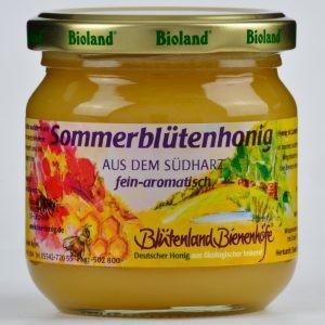 Sommerblütenhonig, Deutscher Bioland-Honig