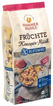 Früchte Knusper-Müsli