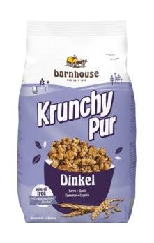 Krunchy Pur Dinkel, bio