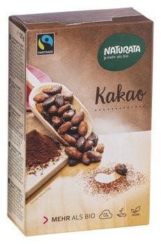 Kakaopulver schwach entölt, bio