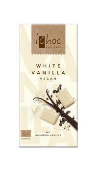 White Vanilla Weiße Rice Choc