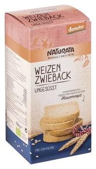 Weizen-Zwieback ungesüßt, demeter