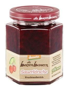 Sauerkirsche Fruchtaufstrich
