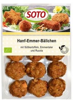 Hanf-Emmer-Bällchen