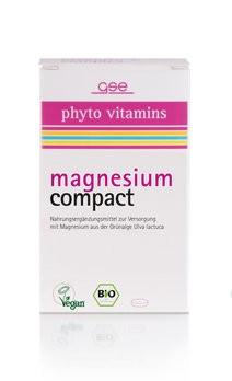 Magnesium Compact, bio