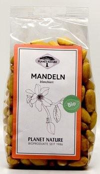 Mandeln blanchiert, bio